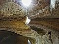 הנקיק היבש בחלקו העליון של נחל דוד בשמורת עין גדי.jpg