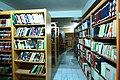 کتابخانه حضرت معصومه در قم وابسته به مجموعه مذهبی فرهنگی آستانه در قم.jpg