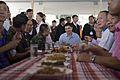ชาวชัยภูมิให้การต้อนรับนายกรัฐมนตรีอย่างอบอุ่น นายกรั - Flickr - Abhisit Vejjajiva.jpg