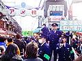 アメ横女学園 あまちゃん ロケ地です アメ横センタービル (15932588539).jpg