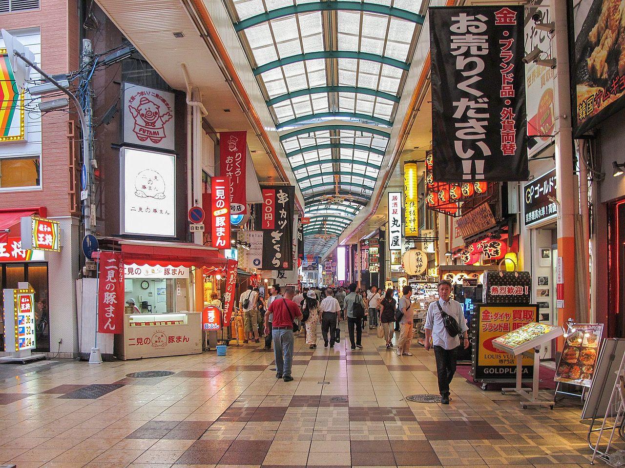 必買電器、公仔! 日本血拚景點「大阪、難波」熱門商圈懶人包