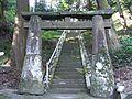 室園神社の肥前鳥居 - panoramio.jpg