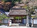 室生寺の山門 Temple gate of Murō-ji 2013.4.13 - panoramio.jpg