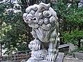 岩田神社の狛犬さん - panoramio (1).jpg
