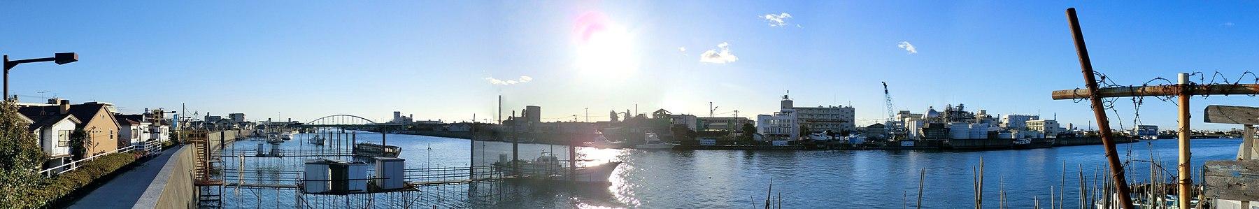 江戸川左岸より撮影 - panoramio (8).jpg
