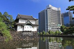 Yagura (tower) - Edo Castle Tatsumi-yagura