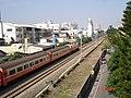 鐵路地下化前拍攝 - panoramio.jpg