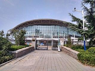Qingdao University Gymnasium