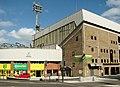 -2018-05-18 Canaries club shop (Norwich City FC) and Carrow Road football stadium, Norwich.jpg