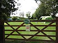 -2018-08-17 Pond Farm camping site, Hungry Hill, Northrepps.JPG