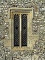 -2019-02-21 Window, Parish church of Saint John the Baptist's head, Trimingham (1).JPG