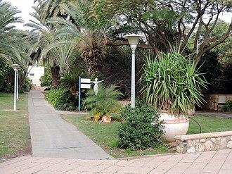 Kalya - Kibbutz Kalya