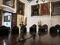 017 Palau Requesens, seu de la Reial Acadèmia de Bones Lletres (Barcelona), sala de juntes.jpg