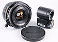 0181 Mamiya Universal 50mm f6.3 lens with finder (5135810329).jpg