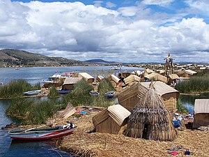 otok naroda Uros