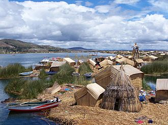 Puno - Floating Islands