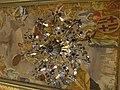 029 Ajuntament de Barcelona, sala del Bon Govern, pintures de Josep Obiols, sostre.jpg