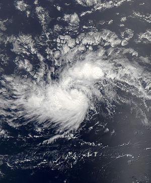 2014 Atlantic hurricane season - Image: 02L Jul 21 2014 1555Z