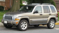 2005-2007 Jeep Liberty