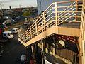 0889jfPedestrian footbridge C-2 Capulong Marcos Road Radial Road 11 Tondo Manilafvf.jpg