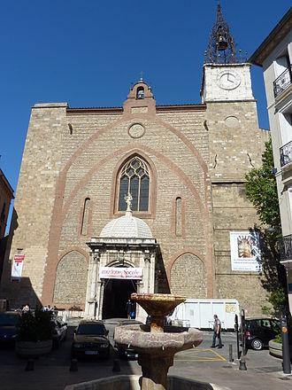 Roman Catholic Diocese of Perpignan-Elne - Perpignan Cathedral