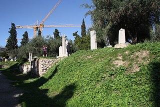 Stele der Samakion