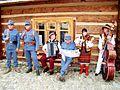 09875. Bilder von der Marktplatzeröffnung im Freilichtmuseum Sanok durch Minister Zdrojewski, am 16. September 2011.jpg
