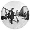 1. В бухарских владениях. Князь Гагарин (слева) на станции Фараб.jpg