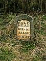 102 miles to Holyhead - geograph.org.uk - 138549.jpg