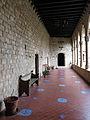 106 Castell de Santa Florentina (Canet de Mar), galeria del Tallat.JPG