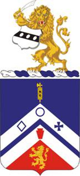 108th Field Artillery Regiment - 1st Battalion, 108th Field Artillery Coat of Arms