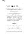 116th United States Congress H. R. 0000125 (1st session) - Police Training and Independent Review Act of 2019.pdf