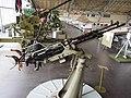 12,7mm Madsen-Saetter on naval mount in Aalborg Forsvars- og Garnisonsmuseum, pic2.JPG