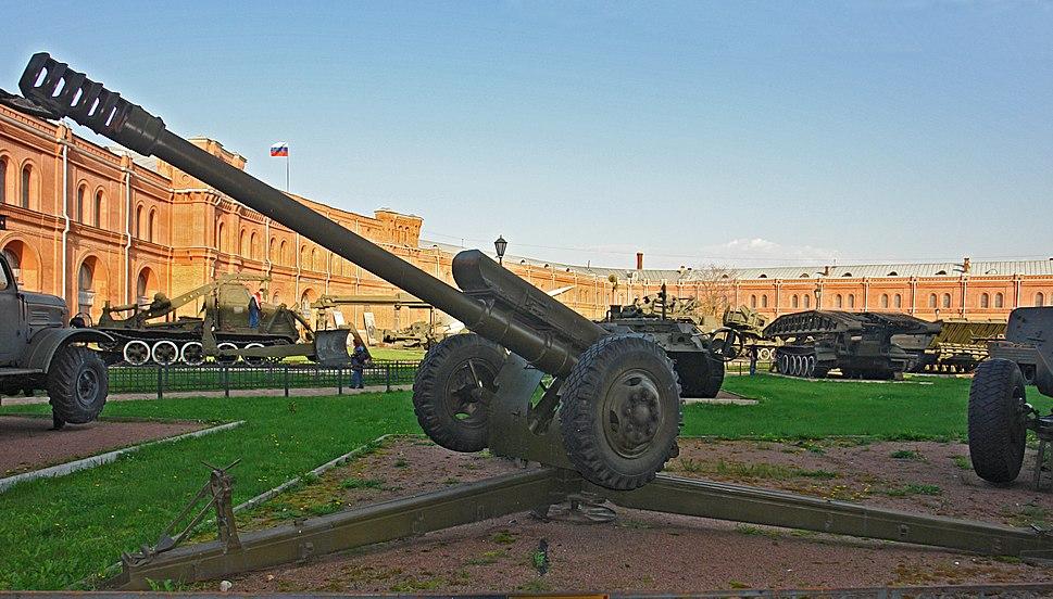 122- мм гаубица Д-30 (1)