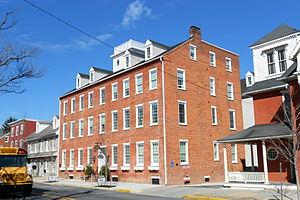 Lititz, Pennsylvania - 125 E. Main Street