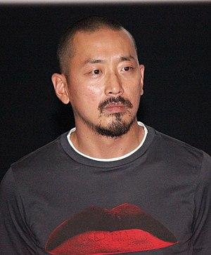 Ha Jung-woo - Image: 130818 더 테러 라이브 부산 무대인사 하정우