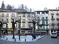 149 Camprodon, plaça de la Vila, a dalt el Castell.jpg