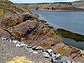 14 Lake Umayo Sillustani Peru 3408 (14956072420).jpg