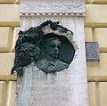 1648 - Milano - Cantù, Lapide a Guido Capelli (1897) in piazza Mentana - Foto Giovanni Dall'Orto - 18-May-2007.jpg