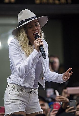 The Voice (U.S. season 11) - Miley Cyrus