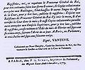 1773 LETTRES PATENTES DU ROI IMPRIME SIGNE Nicolas Felix VANDIVE.jpg