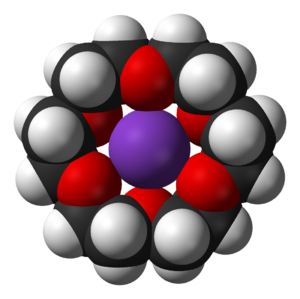 18-Crown-6 - 18-crown-6 complex with potassium ion