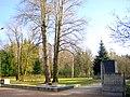 """1801. Zelenogorsk. War Memorial to the """"Fallen"""".jpg"""