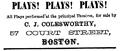 1867 Colesworthy CourtSt ad GuideToBoston Massachusetts.png