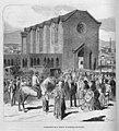 1871-09-15, La Ilustración de Madrid, Inauguración de la iglesia de Junqueras (Barcelona), Pellicer.jpg