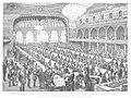 1878-02-15, La Ilustración Española y Americana, Madrid, Banquete ofrecido por el Excmo. Sr. D. Manuel M. Santa Ana a los industriales y fabricantes que han contribuido.jpg