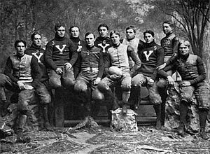 1895 Yale Bulldogs football team - Image: 1895 Yale Bulldogs (team picture)