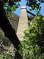 189 Antiga torre de conducció d'aigua, camí de l'Ermita, Sant Miquel del Fai.JPG