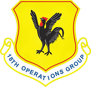 18th Operations Group - Emblem of the 18th Operations Group