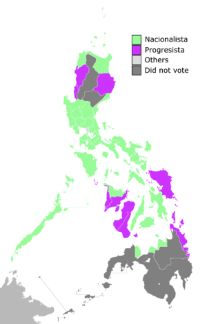 Philippine Assembly elections, 1909 - Image: 1909Philippine Assembly Elections